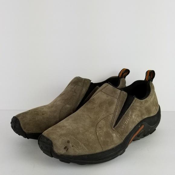 Merrell Schuhes   Damenschuhe 10 Moc Jungle Moc 10 Slip On   Poshmark ad143b